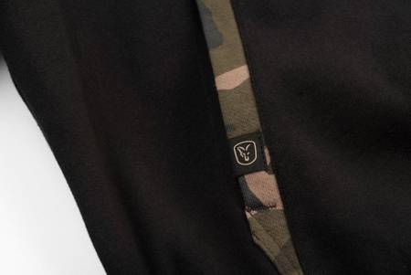 Bluza Fox High Neck Black \ Camo - L