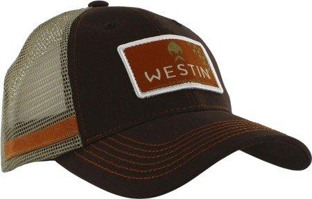 Czapka z daszkiem Westin Hillbilly Trucker Cap brown