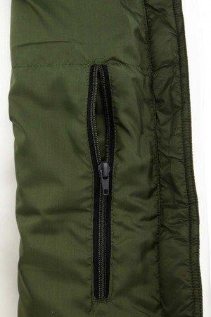 Kamizelka DAM Bivvy Zone Thermo Lite Vest Green - XXL
