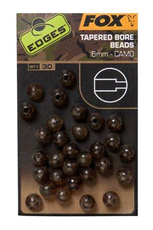 Koraliki Fox Edges Camo Tapered Bore Bead 6mm