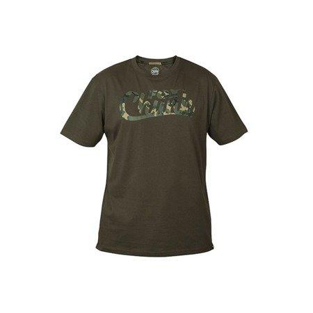 Koszulka Fox Chunk Khaki Camo T-Shirt XXL