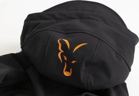 Kurtka SoftShell Fox Collection Orange & Black Shell Hoodie XL