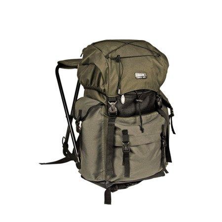 Plecak z krzesełkiem DAM BACKPACK/CHAIR