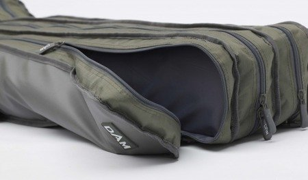 Pokrowiec 3 komorowy DAM PADDED ROD BAG 1.10M