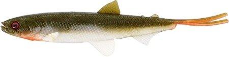 Przynęta ripper WESTIN HypoTeez V-Tail 10cm  Bass Orange
