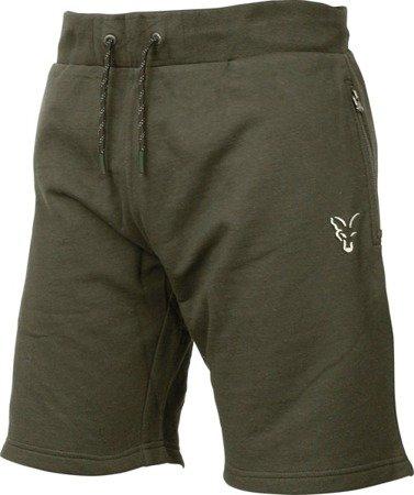 Spodenki Fox Collection Green & Silver Lightweight Shorts XL
