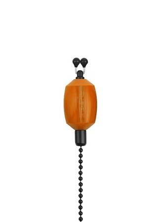 Sygnalizator brań Fox Black Label Dumpy Bobbins - Orange