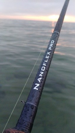 Wędka spinningowa DAM NANOFLEX PRO 2.10M / 10-30G