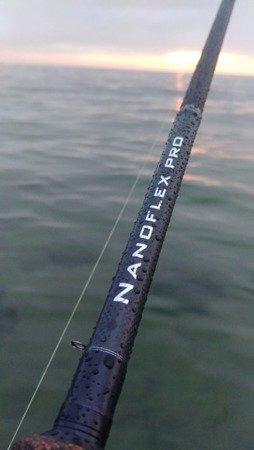 Wędka spinningowa DAM NANOFLEX PRO 2.70M / 14-40G