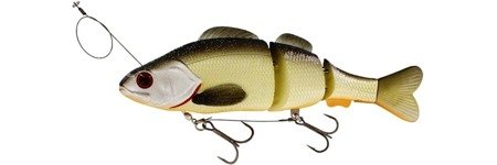 Wobler WESTIN Percy the Perch Inline 20cm 100g Sinking Official Roach