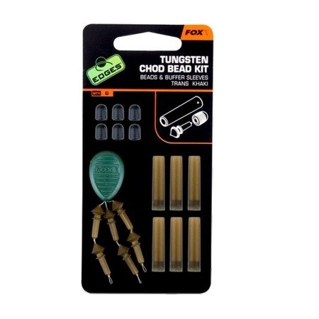 Zestaw Fox EDGES™ Tungsten Chod Bead Kit