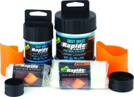 Zestaw do napełniania woreczków Fox Edges™ Rapide™ Load PVA Bag System - Fast Melt 75x175