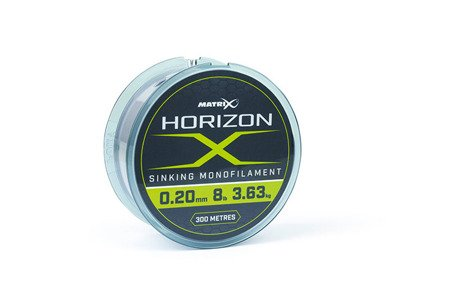 Żyłka Matrix HORIZON X SINKING MONO 0,18 / 300